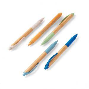 Boligrafo de bambu